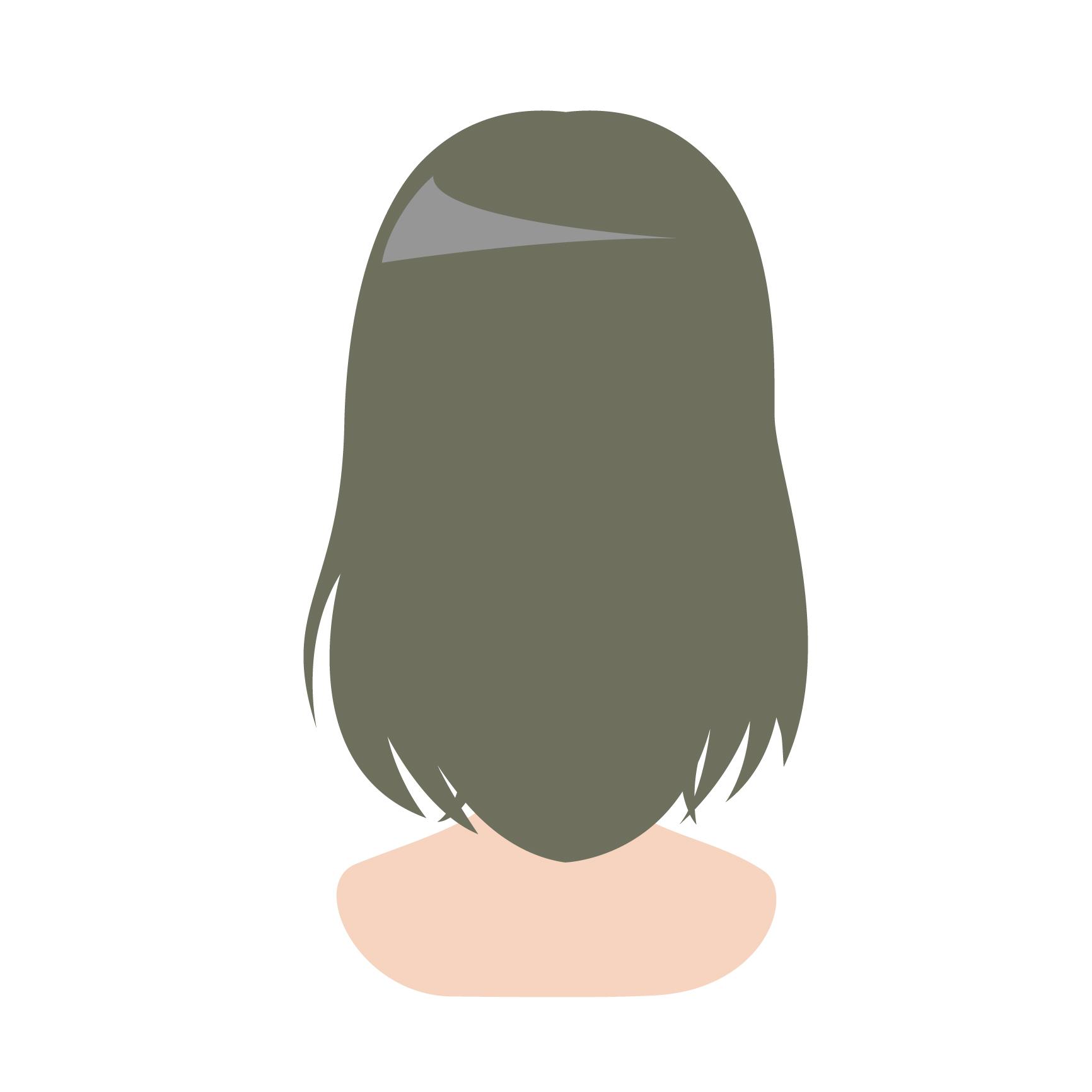 白髪染めで髪が緑になったらどうする?